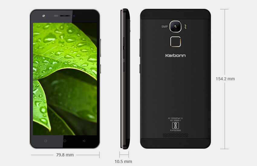 Aura Note 4G – Budget VoLTE #Android #Smartphone by Karbonn Mobiles