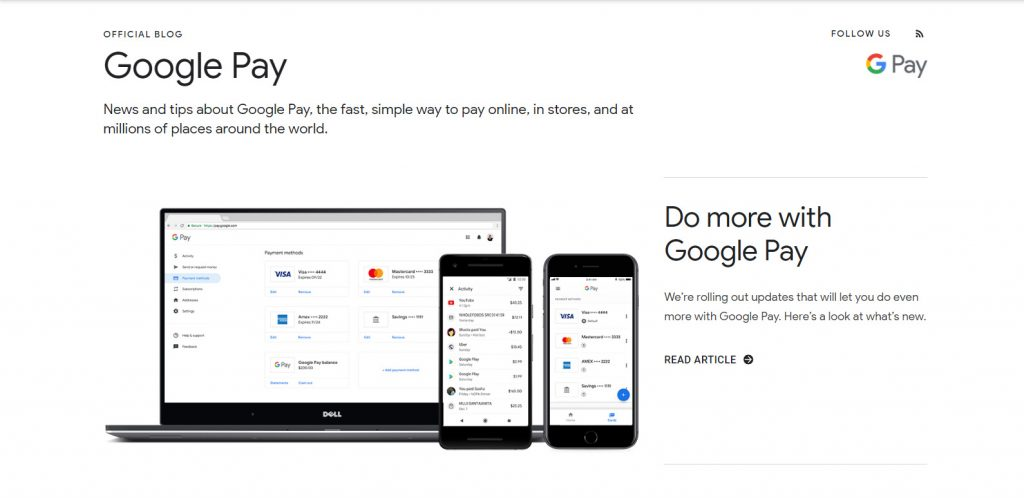 Google Pay was Tez – The Change that Beckons